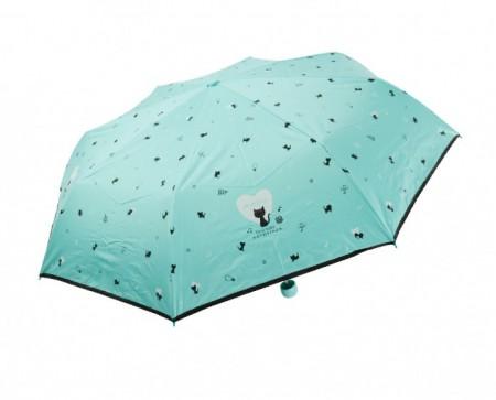 【現貨】甜心貓咪 / 防風 / 遮光膠布 / 彩色骨玻纖 / 陽傘雨傘(5色) X RUNWAY FASHION ICON