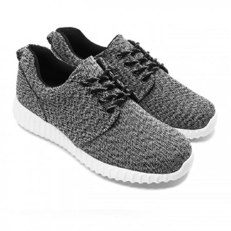 【現貨】FUFA富發牌國民鞋*經典飛梭慢跑鞋2色 黑白 24號