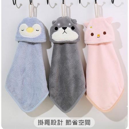 【現貨+預購】萌萌可愛動物造型擦手巾擦手布 (10款) X RUNWAY FASHION ICON