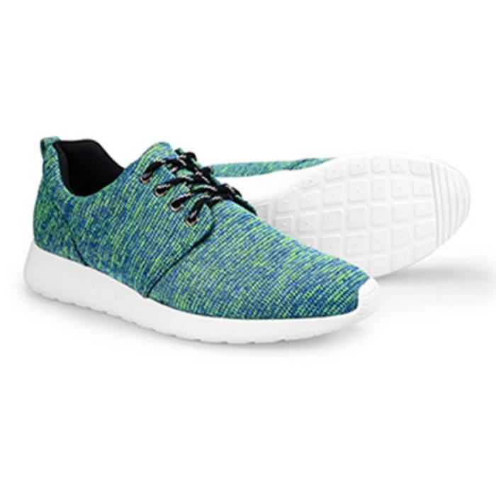 【現貨綠27.5】【免運】 FUFA富發牌國民鞋*混色質感織紋慢跑鞋