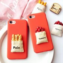 可愛番茄 麵包全包創意保護套 X RUNWAY FASHION ICON