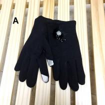 機車族必備!冬季新款秀氣內刷毛手套(2款)