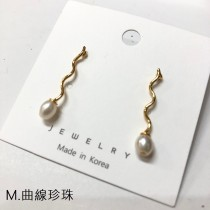 【現貨】直播現貨新品防敏鋼針 耳針耳環 X RUNWAY FASHION ICON