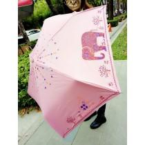 【現貨天空藍】【超輕】自由大象 / 防風 / 遮光膠布 /  抗UV / 手動陽傘雨傘 X RUNWAY FASHION ICON