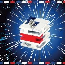 【限量發售】【免運】 雙十國慶 台灣國旗 限定紀念款【迷你魔方手鍊|Mini Line Cube】  迷你蛇魔方  X RUNWAY FASHION ICON