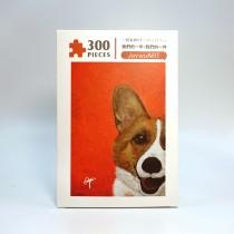 柯基 - 拼圖300 片