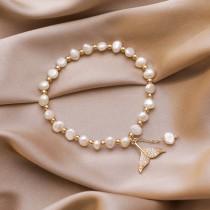 美人魚珍珠手鍊  ♥  甜美可愛手環 X RUNWAY FASHION ICON