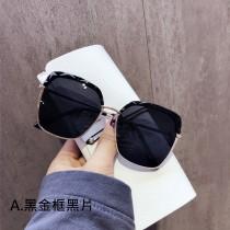 【免運】大方框丁小雨太陽眼鏡防紫外線顯瘦墨鏡 5色  (附贈眼鏡盒) X RUNWAY FASHION ICON