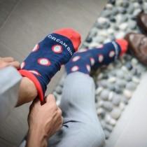 【3入組】星球海灘派對幾何復古愛心點點卡通學院風 日系棉襪子  ♥  棉質中高筒襪(6色) X RUNWAY FASHION ICON