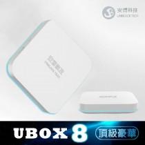 最新【現貨免運】【UBOX8】安博盒子X10 PRO MAX 升級旗艦版 智能藍芽AI語音 安博盒子8代 6K畫質 雙頻WI-FI 原廠公司貨  優質機上盒 一年安心保固 【影片實拍】X RUNWAY FASHION ICON