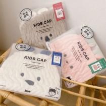 兒童小孩動物造型日系可愛乾髮巾  ♥  懶人吸水乾髮帽毛巾帽(3色) X RUNWAY FASHION ICON
